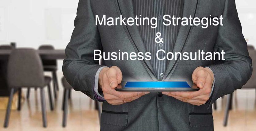 Marketing Strategist and Business Consultant