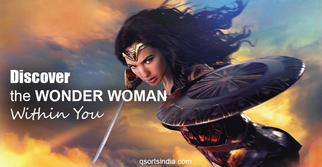 Discover the Wonder Woman Within You!