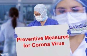 Top 10 Preventive Measures for Corona Virus
