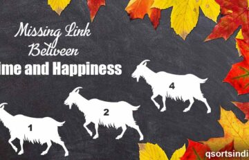 This Goat knows the Missing Link Between Time and Happiness!