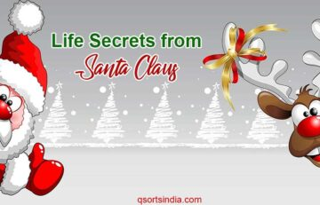 Secret Goodies when Santa Claus is Comin to Town this Christmas!